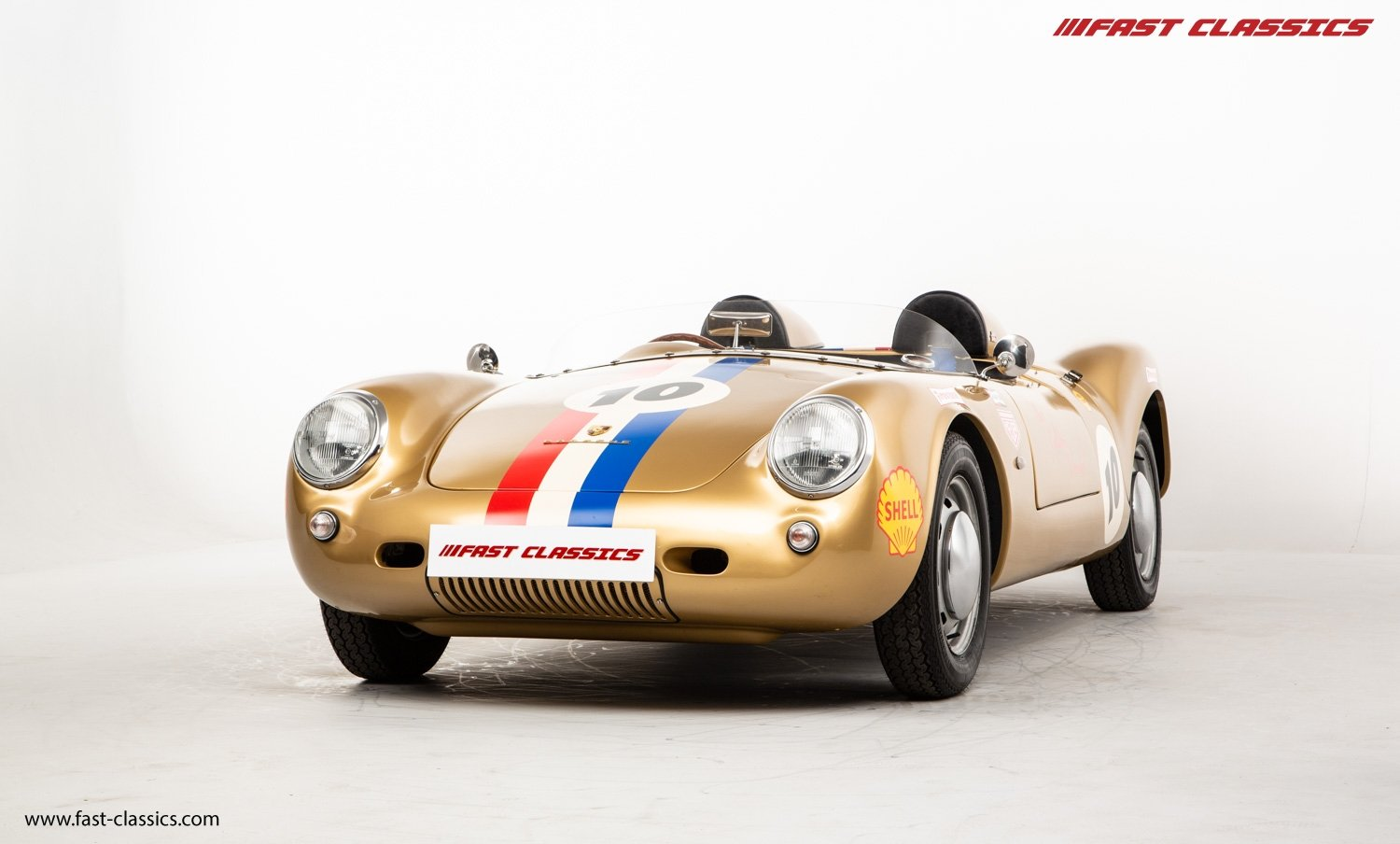 2005 PORSCHE 550 SPYDER RECREATION  For Sale (picture 2 of 23)