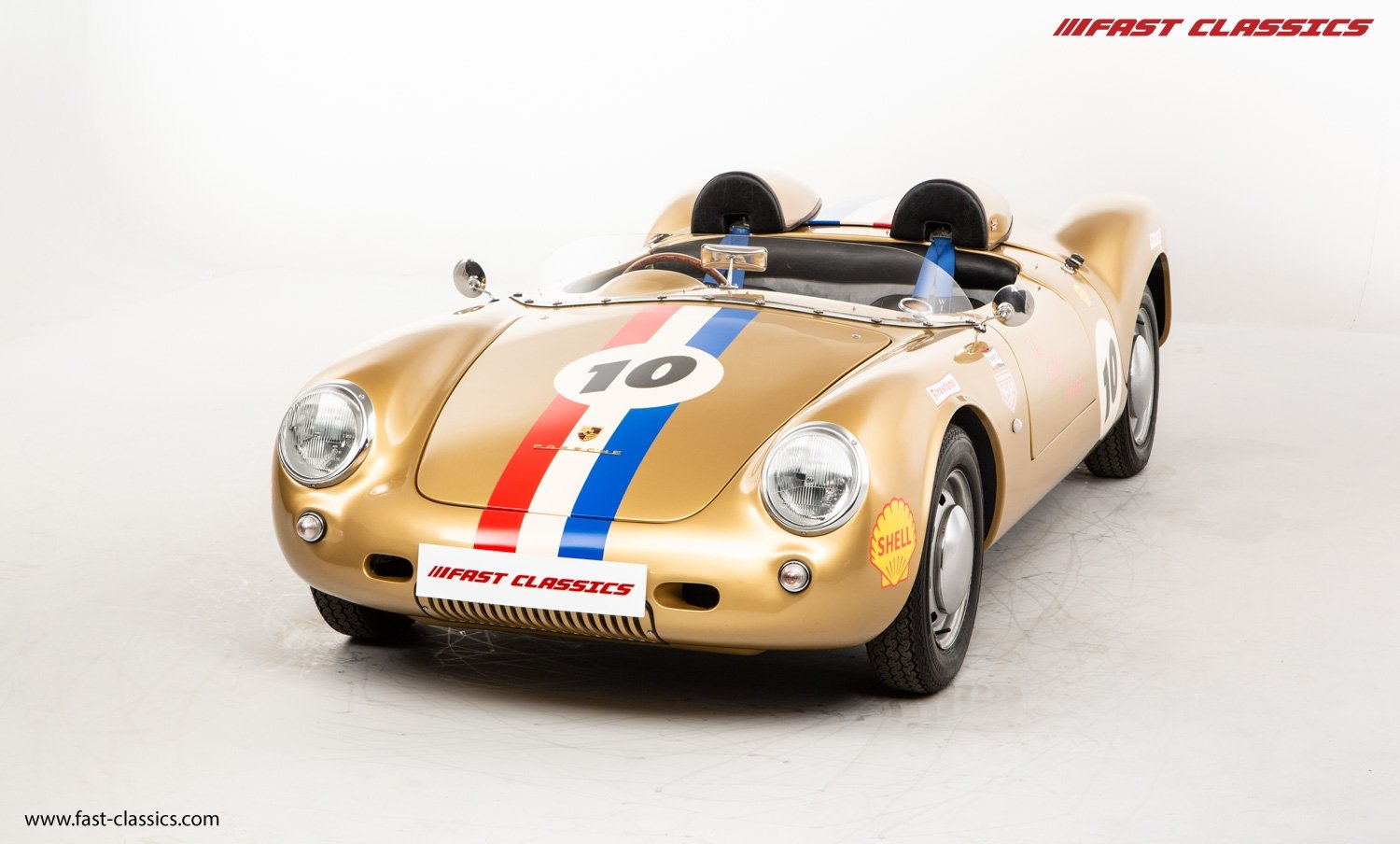 2005 PORSCHE 550 SPYDER RECREATION  For Sale (picture 4 of 23)