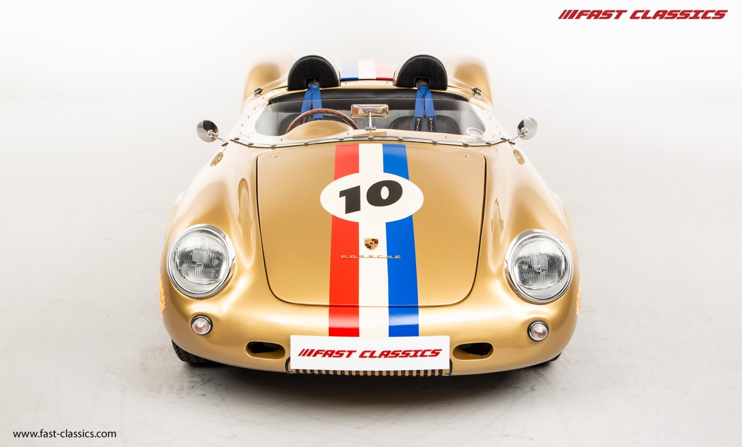 2005 PORSCHE 550 SPYDER RECREATION  For Sale (picture 5 of 23)