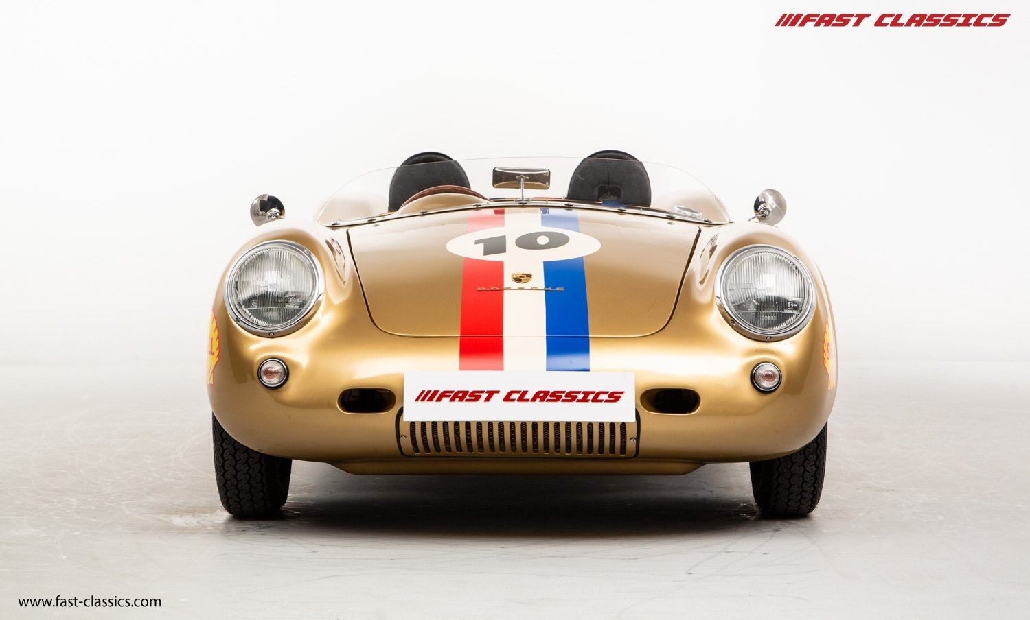 2005 PORSCHE 550 SPYDER RECREATION  For Sale (picture 6 of 23)