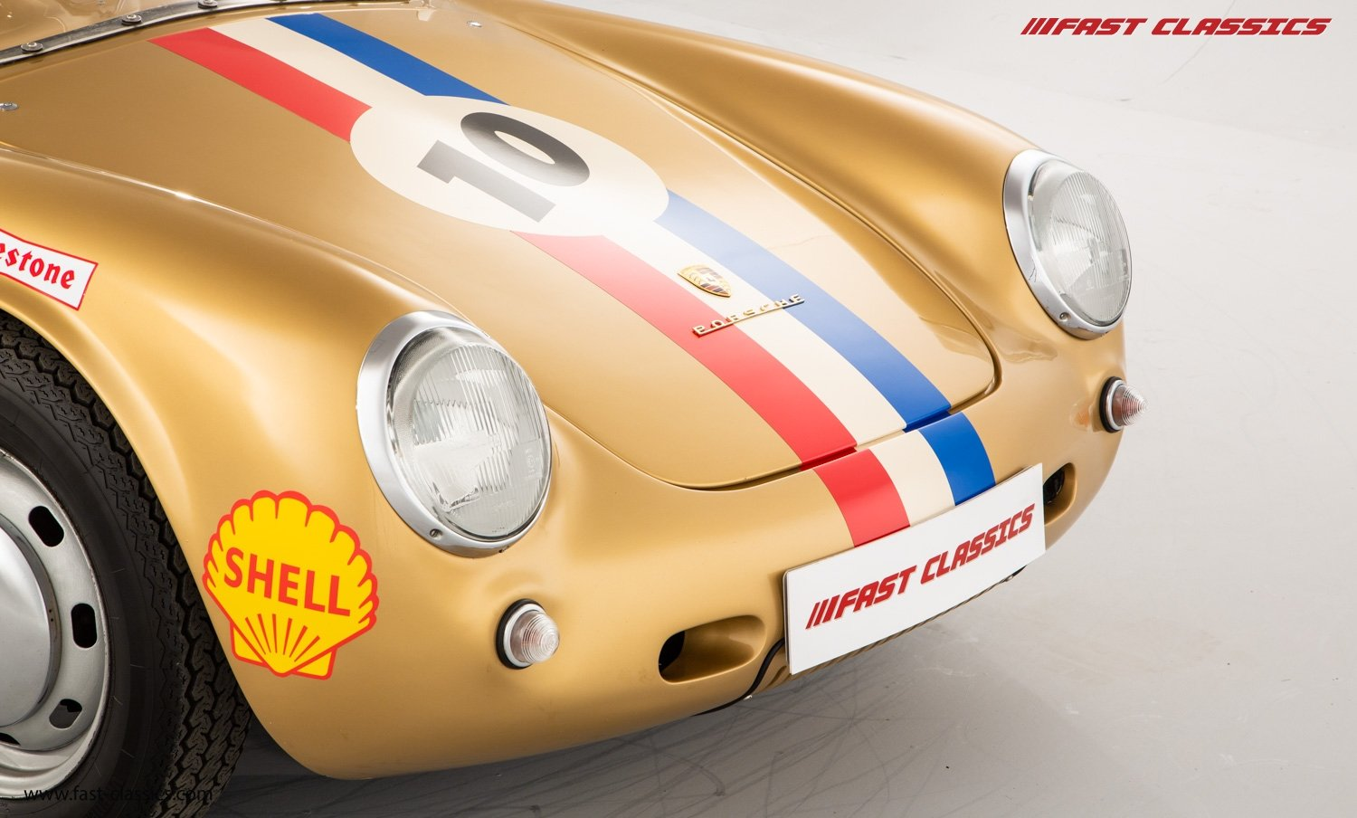 2005 PORSCHE 550 SPYDER RECREATION  For Sale (picture 7 of 23)