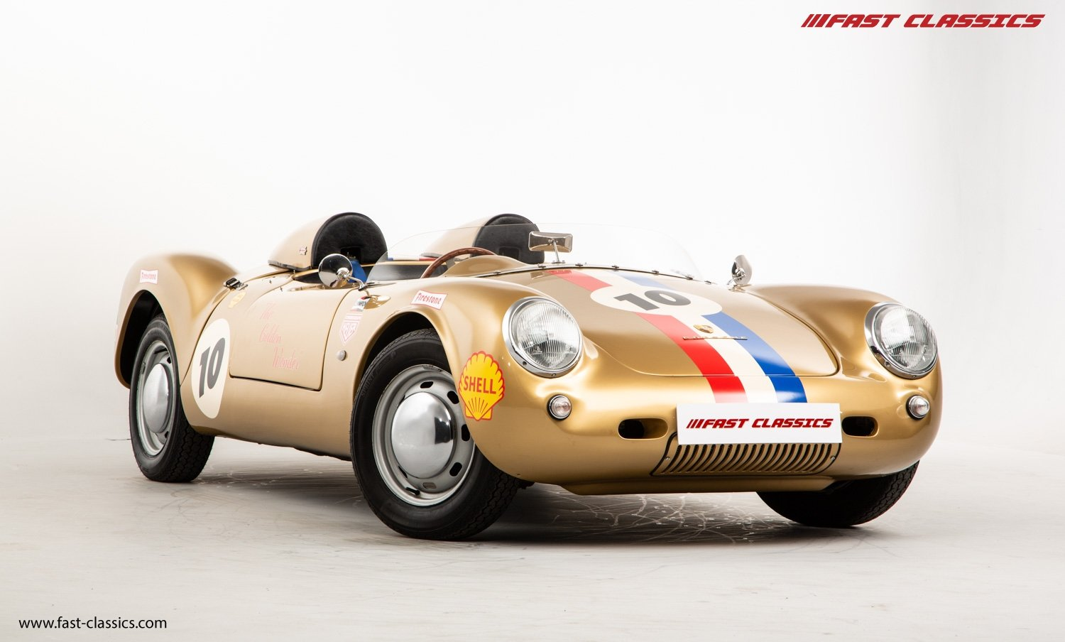 2005 PORSCHE 550 SPYDER RECREATION  For Sale (picture 8 of 23)