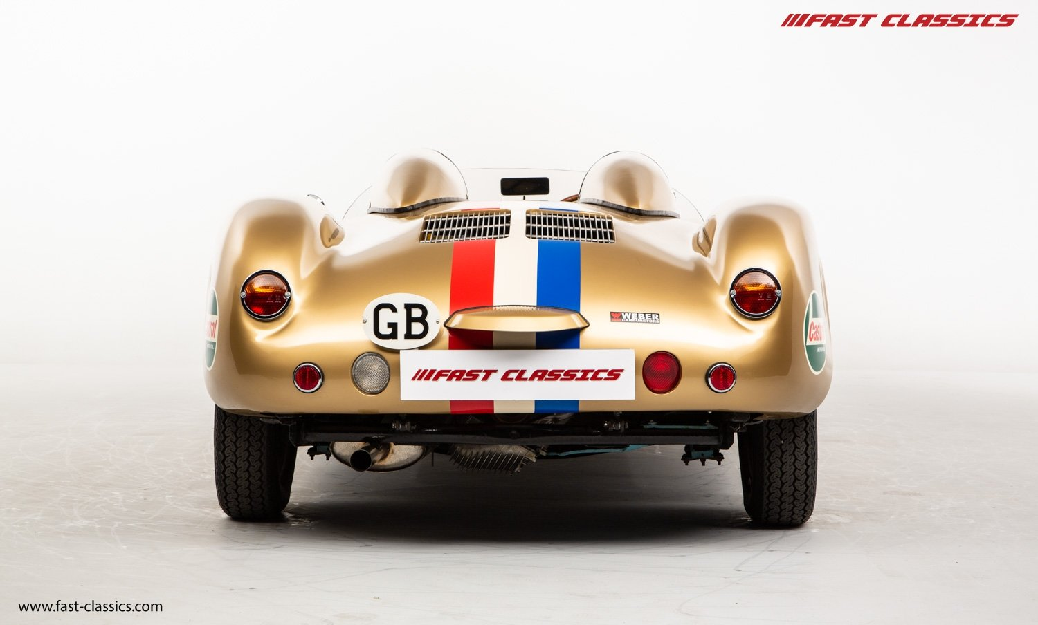 2005 PORSCHE 550 SPYDER RECREATION  For Sale (picture 12 of 23)