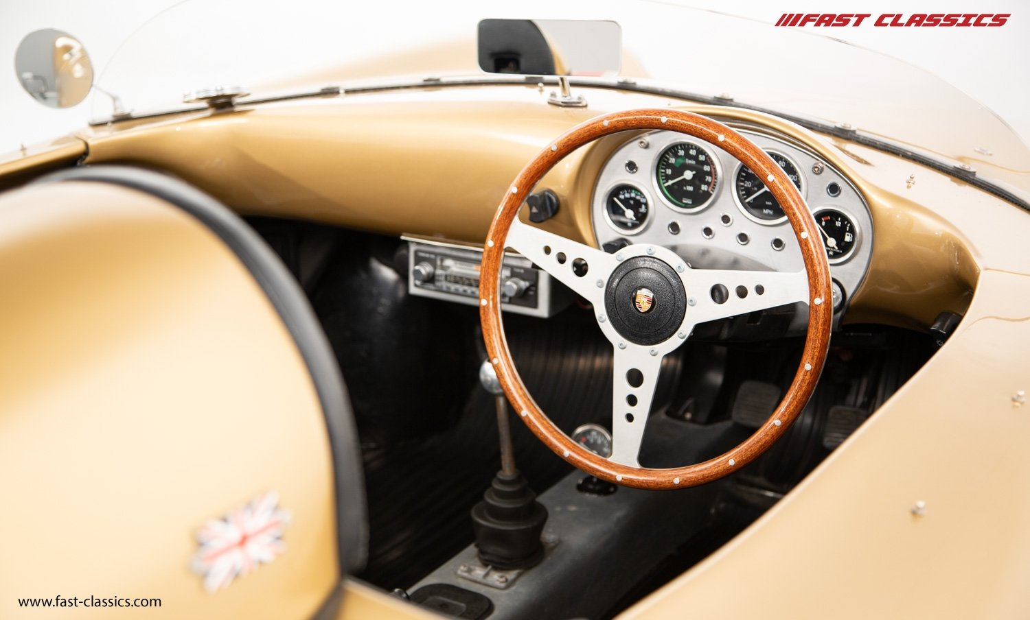 2005 PORSCHE 550 SPYDER RECREATION  For Sale (picture 13 of 23)