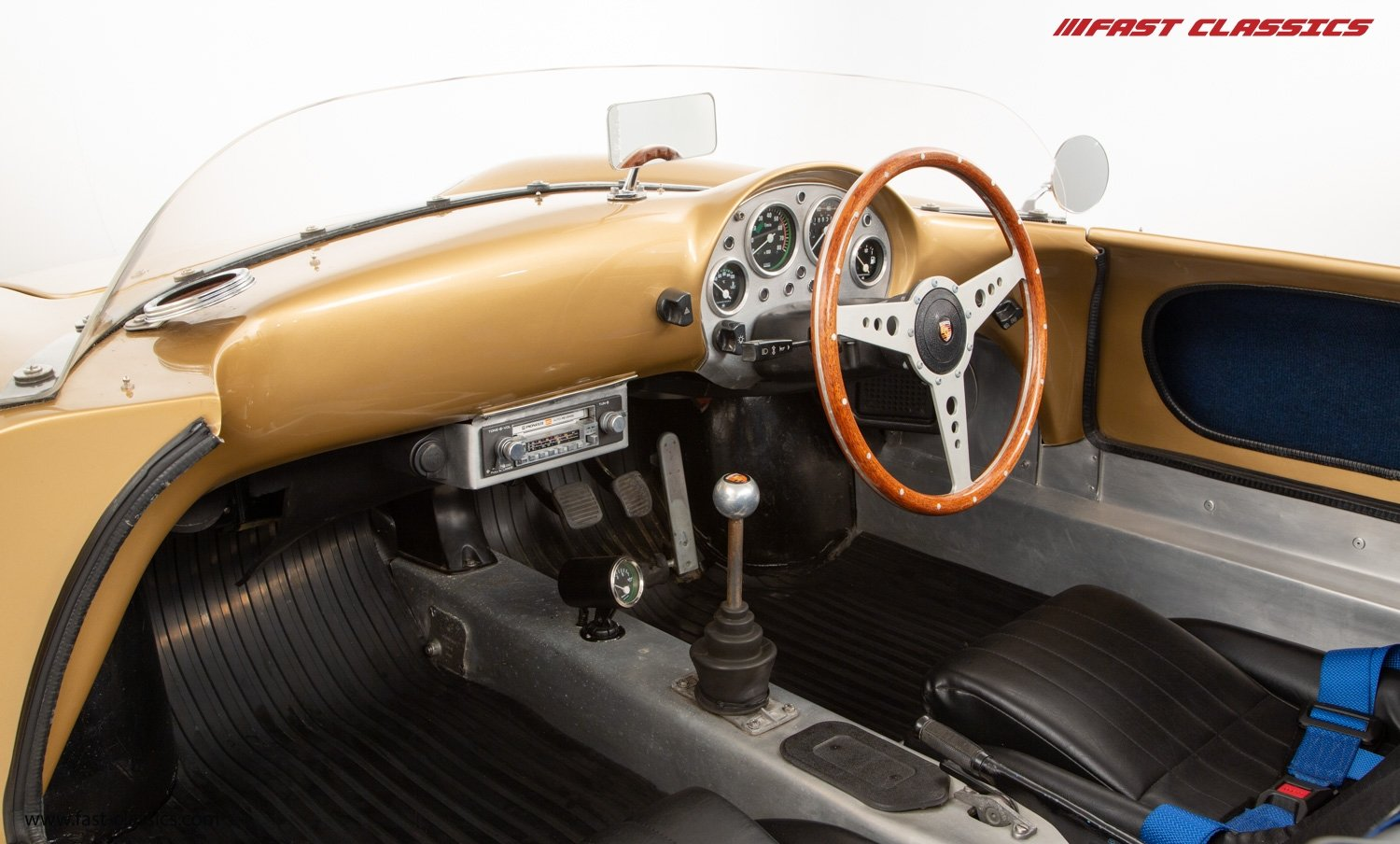 2005 PORSCHE 550 SPYDER RECREATION  For Sale (picture 15 of 23)