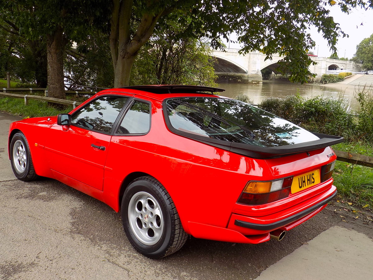 1985 Porsche 944 Coupe For Sale (picture 2 of 6)