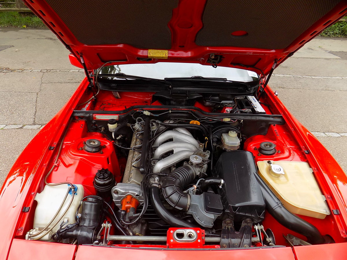1985 Porsche 944 Coupe For Sale (picture 4 of 6)