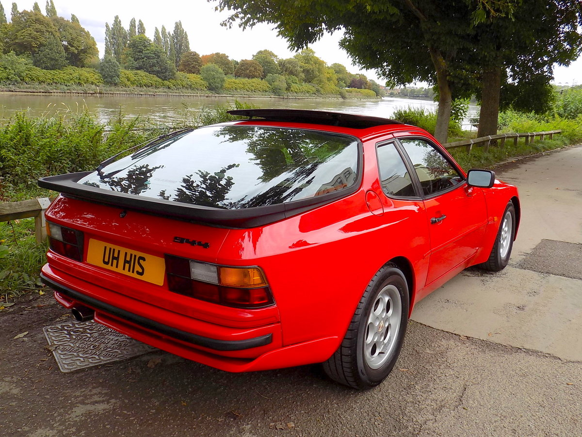 1985 Porsche 944 Coupe For Sale (picture 5 of 6)