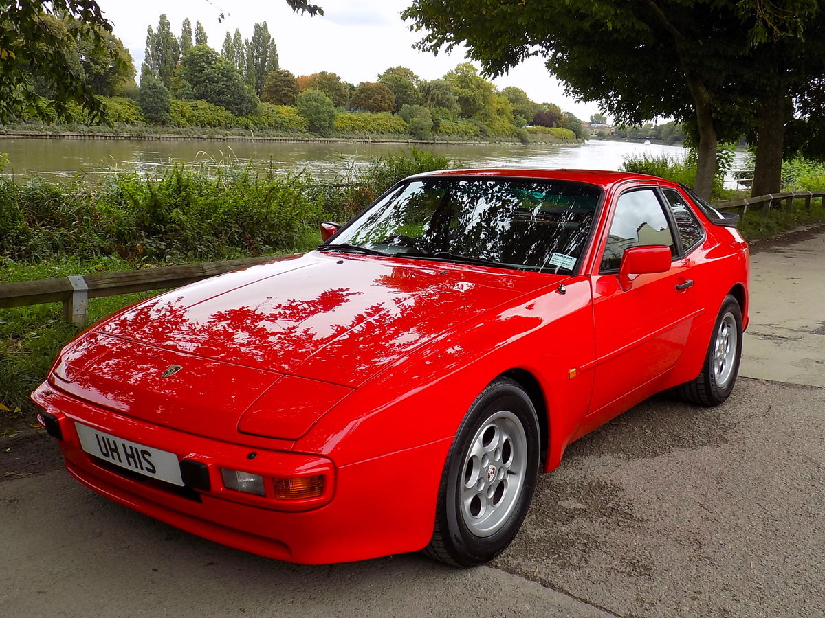 1985 Porsche 944 Coupe For Sale (picture 6 of 6)