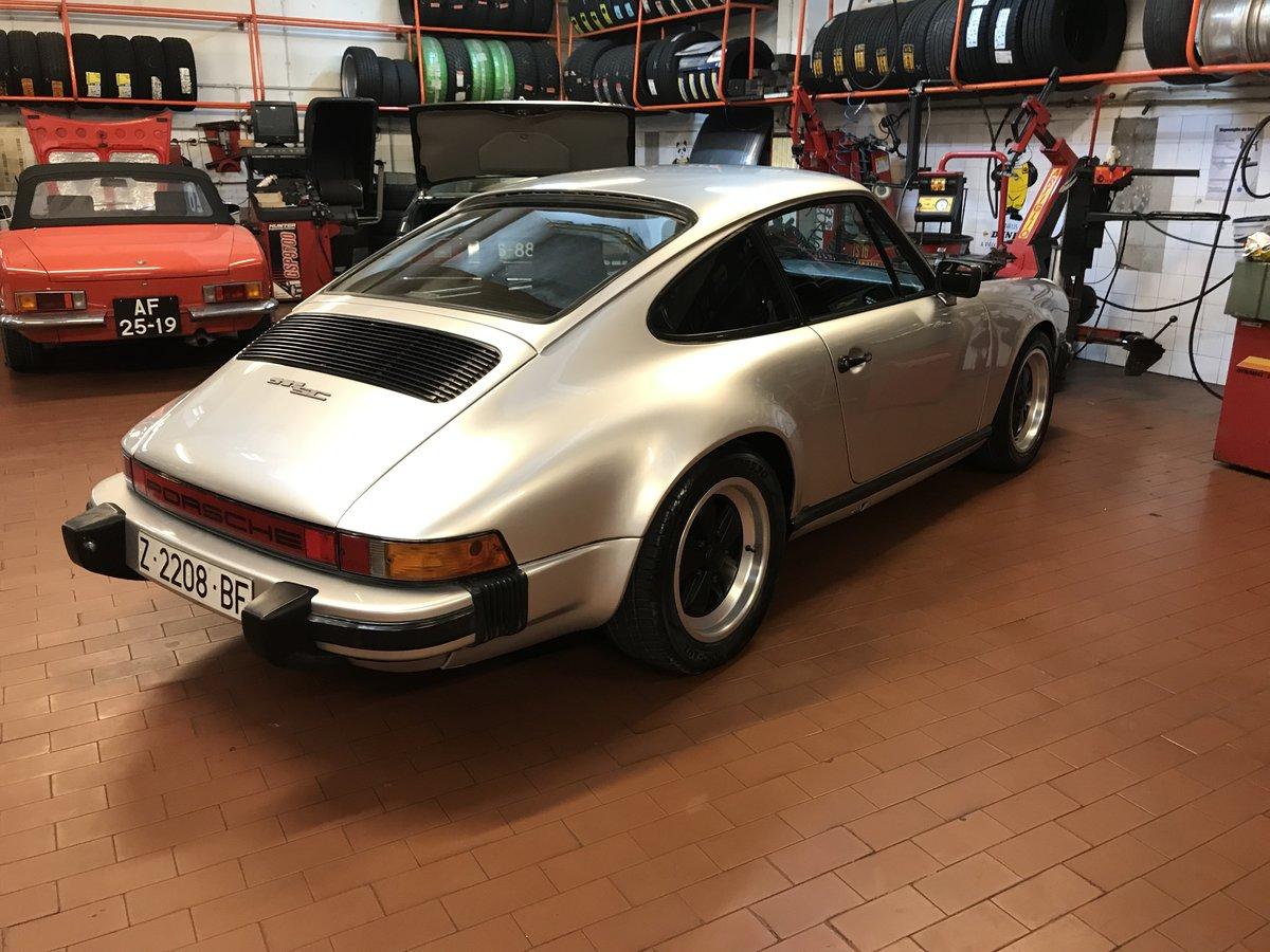 1978 Porsche 911 SC (LHD) For Sale (picture 1 of 4)