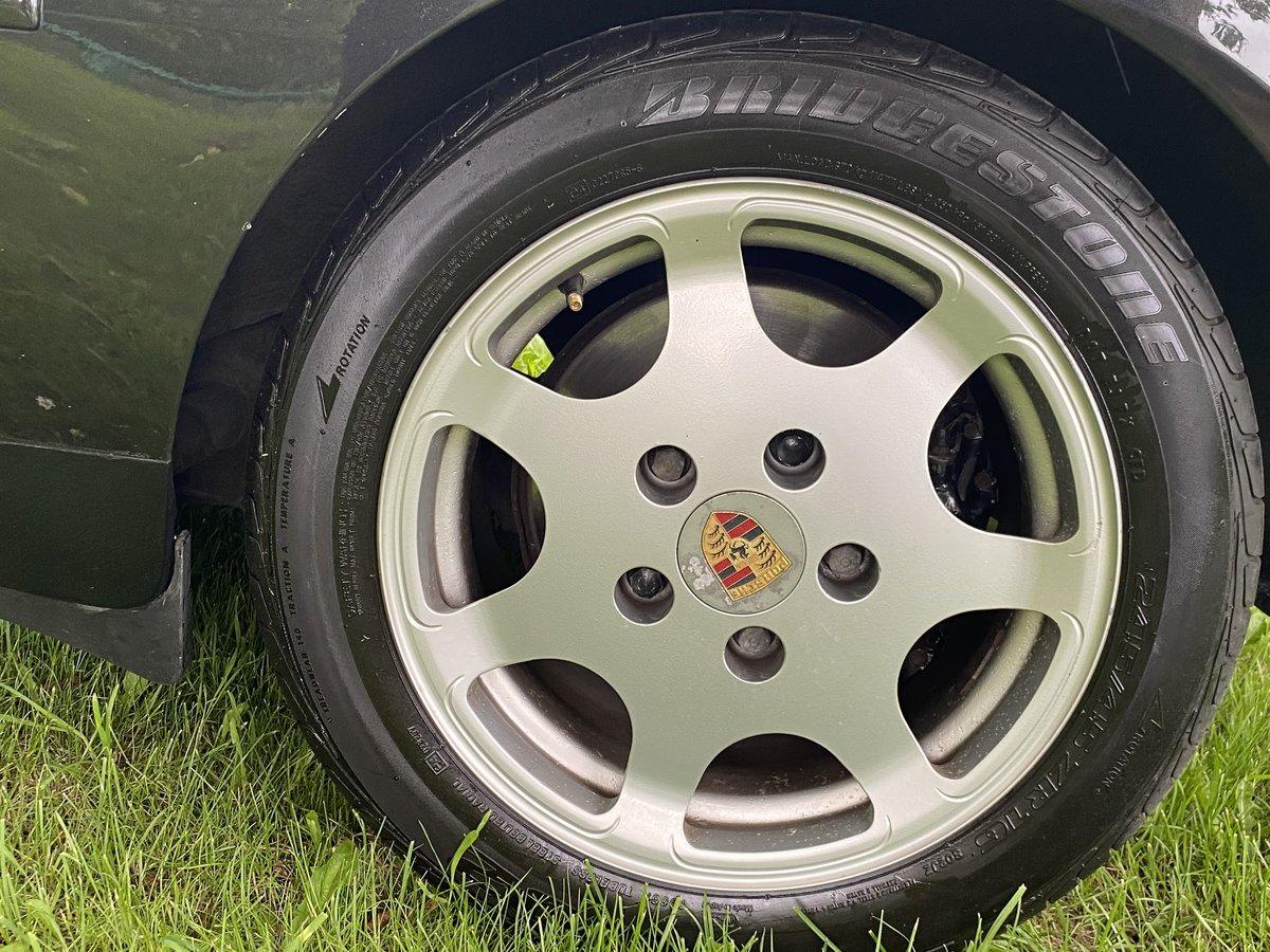 1991 PORSCHE 944 TURBO - LATE MODEL  SOLD (picture 4 of 6)