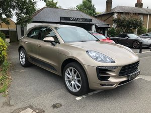PORSCHE MACAN S PDK 3.0 LTR PETROL MASSIVE SPECIFICATION