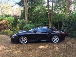 2003 996 Turbo - Manual 54k miles FSH