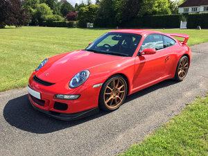 Porsche 911 (997) GT3, Buckets, OPC History