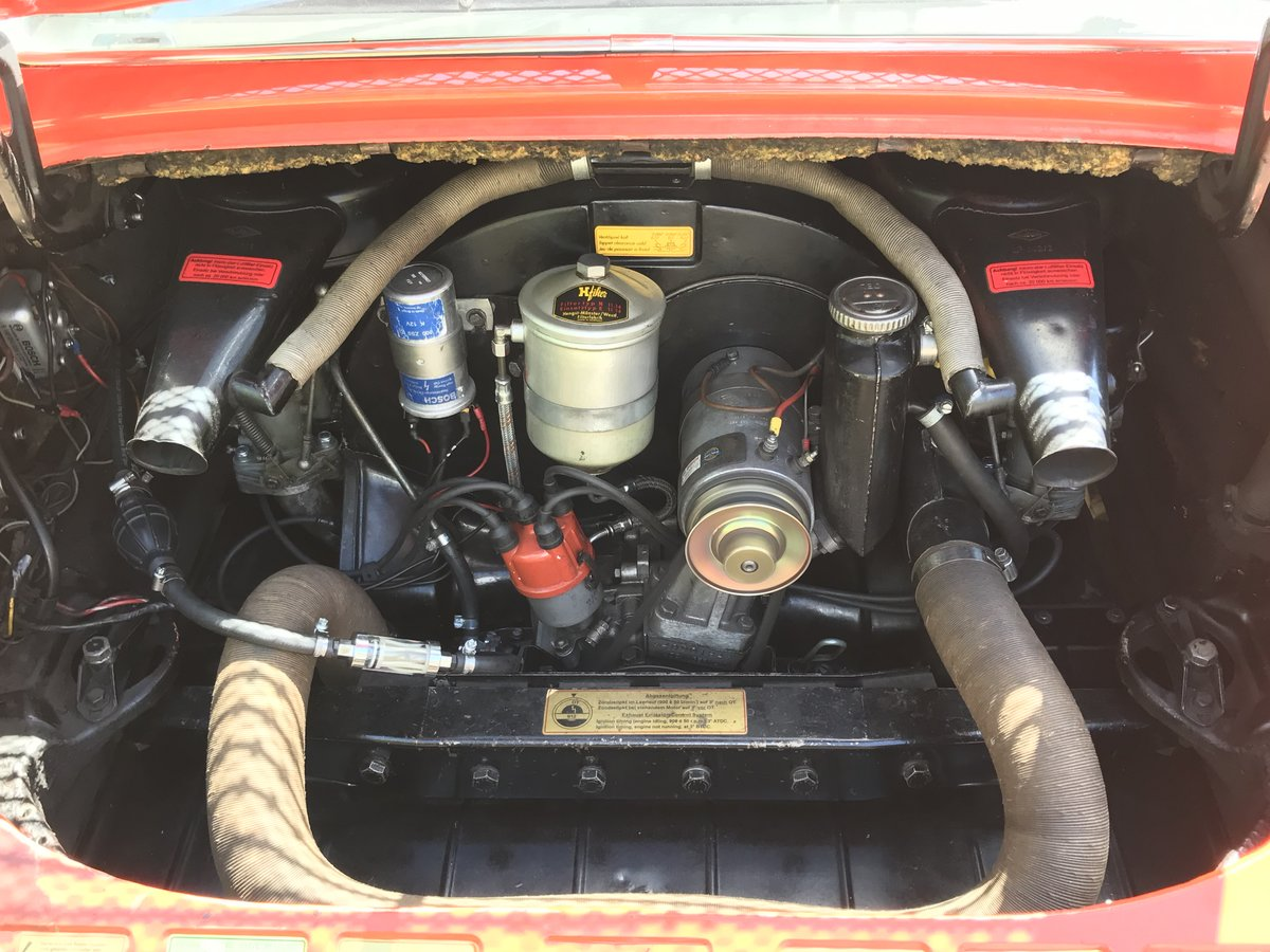 1969 Porsche 912 - Matching Numbers - 5 Dial For Sale (picture 4 of 6)