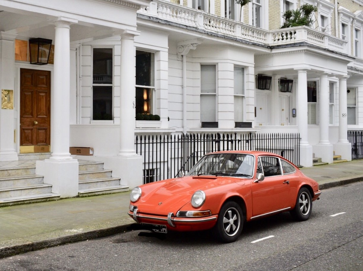 1969 Porsche 912 - Matching Numbers - 5 Dial For Sale (picture 2 of 6)