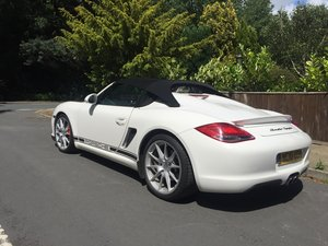 Porsche Boxster Spyder G2 3.4 PDK 2010 For Sale