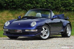 Picture of 1994 Porsche 993 Carrera 2 Tiptronic (Gemballa aerokit & exhaust) For Sale