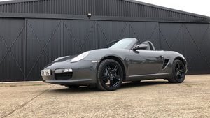 Porsche Boxster Convertible 2008 987 2.7 987 Tiptronic For Sale