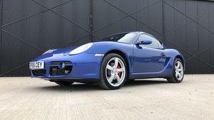 2005 Porsche Cayman Coupe 56 plate 987 3.4 987 S 2dr