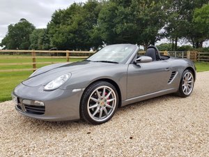 2006 Porsche Boxster S 3.4 -33,000 miles, 2 owners, full PSH