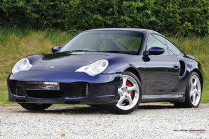 2000 (2001 MY) Porsche 996 Turbo manual coupe