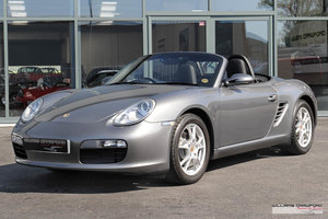 (2007 MY) Porsche 987 Boxster manual