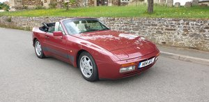 1991 Porsche 944 3.0 S2 16v Cabriolet For Sale