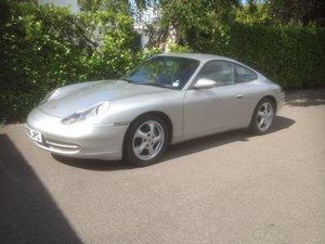 1998 Porsche 996 C2 manual with Autofarm engine For Sale