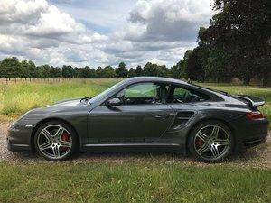 2007 911 997.1 turbo low miles