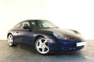 Porsche 911 (996) Totally Refreshed, Manual