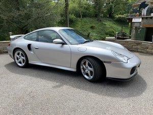 2002 996 Turbo Manual Fantastic Condition