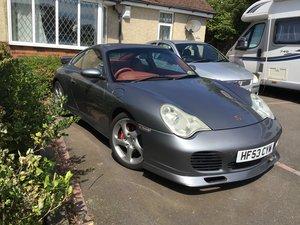 2003 996 wide body c4s full aero kit