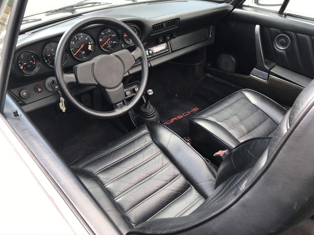 1983 porsche 911 SC Cabrio For Sale (picture 4 of 6)