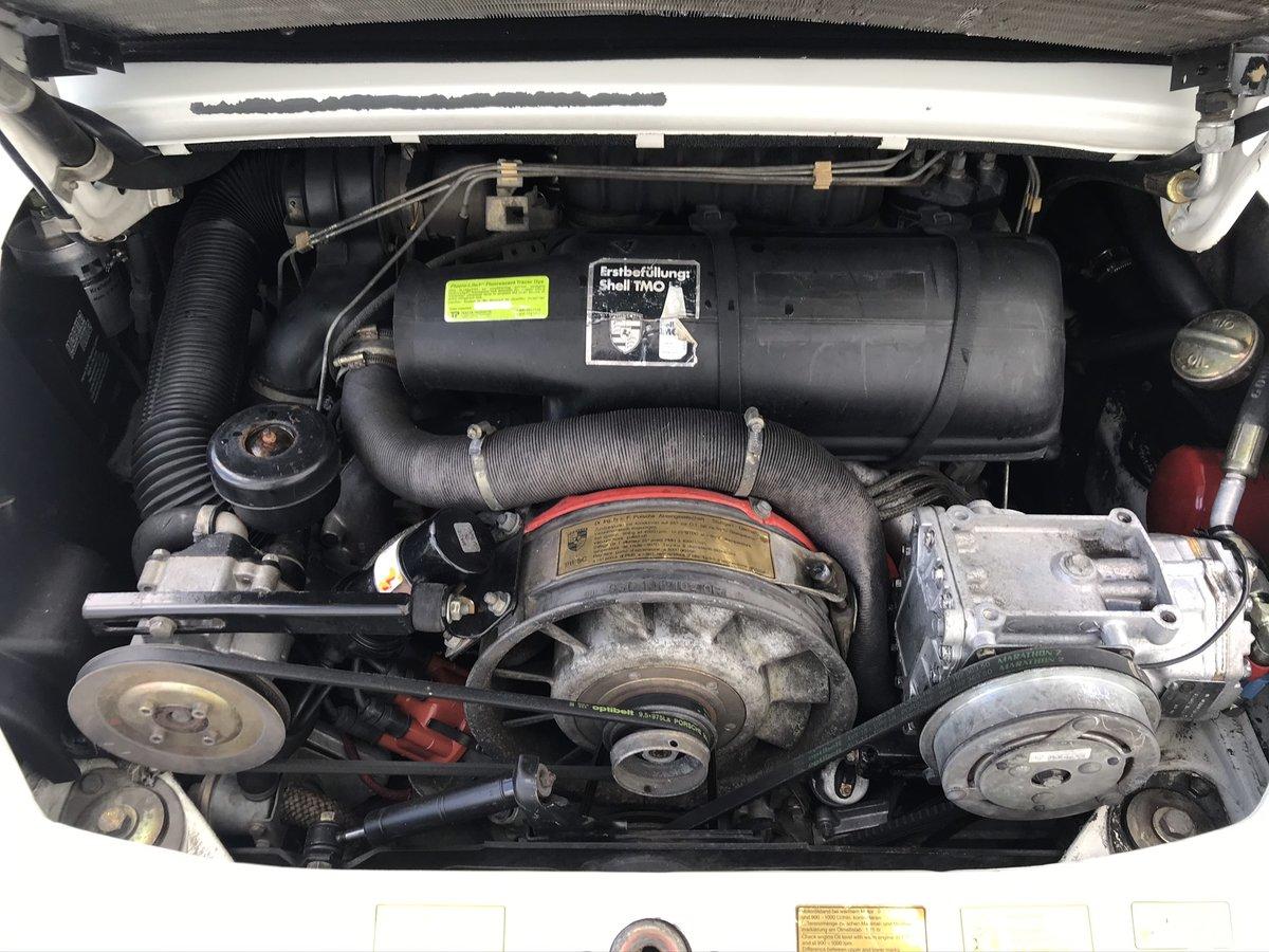 1983 porsche 911 SC Cabrio For Sale (picture 5 of 6)