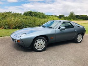 Picture of 1984 Porsche 928 S for auction 16th - 17th July SOLD by Auction