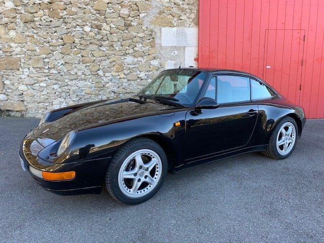 1997 Porsche 993 Targa For Sale (picture 1 of 6)