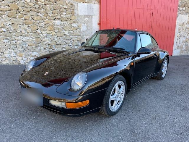 1997 Porsche 993 Targa For Sale (picture 2 of 6)