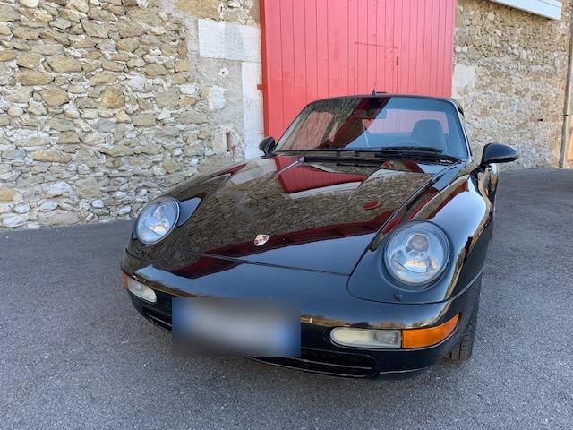 1997 Porsche 993 Targa For Sale (picture 3 of 6)