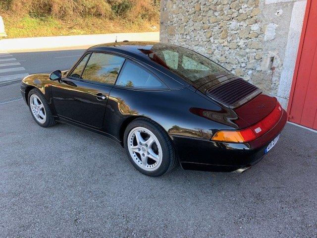 1997 Porsche 993 Targa For Sale (picture 5 of 6)
