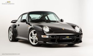 1998 PORSCHE 993 TURBO S // 1 OF 23 RHD CARS // UK C16 // FPSH