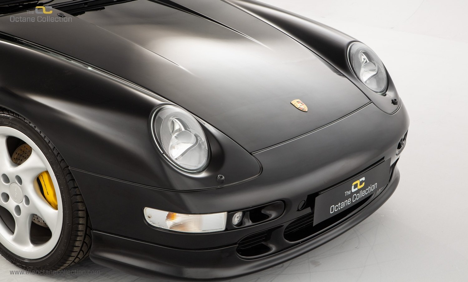1998 PORSCHE 993 TURBO S // 1 OF 23 RHD CARS // UK C16 // FPSH For Sale (picture 6 of 24)