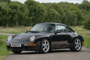 1996 Porsche 993 Carrera 2S