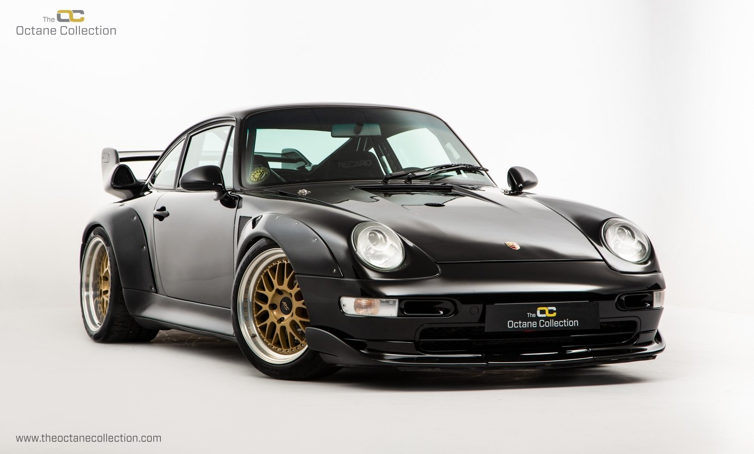 1995 PORSCHE 911 (993) RS 'BLACK SNAKE' For Sale (picture 1 of 23)