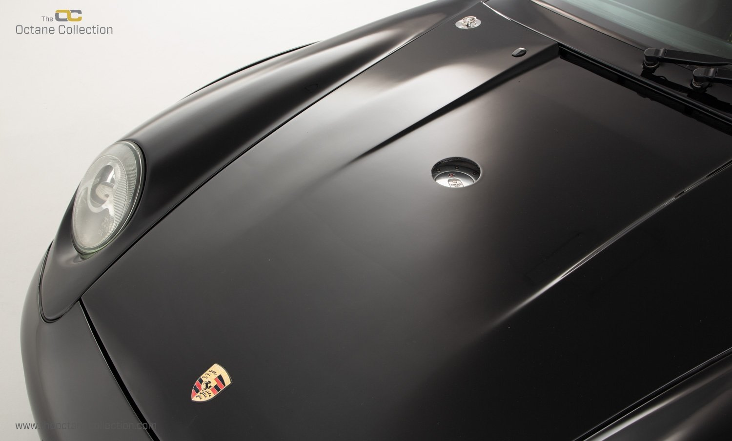 1995 PORSCHE 911 (993) RS 'BLACK SNAKE' For Sale (picture 3 of 23)