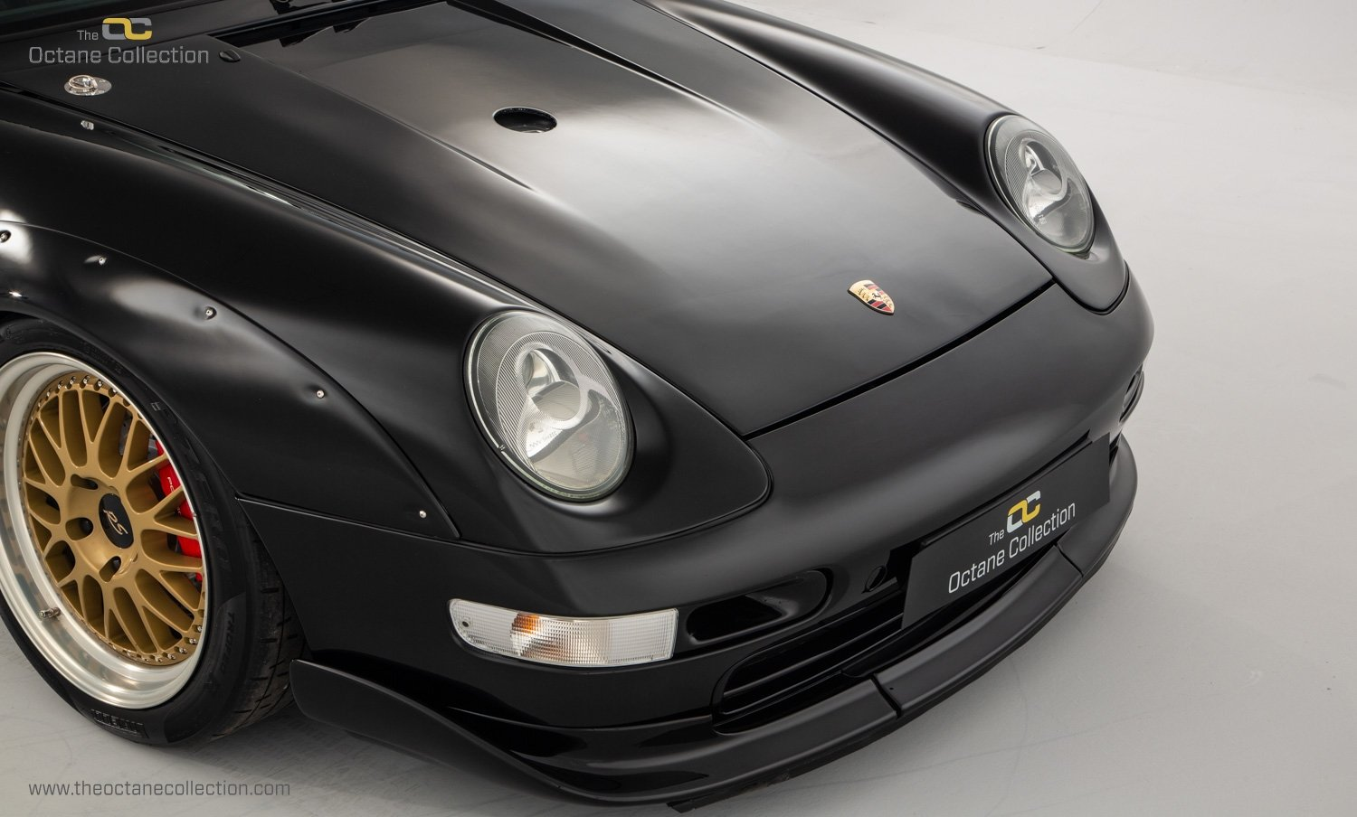 1995 PORSCHE 911 (993) RS 'BLACK SNAKE' For Sale (picture 6 of 23)
