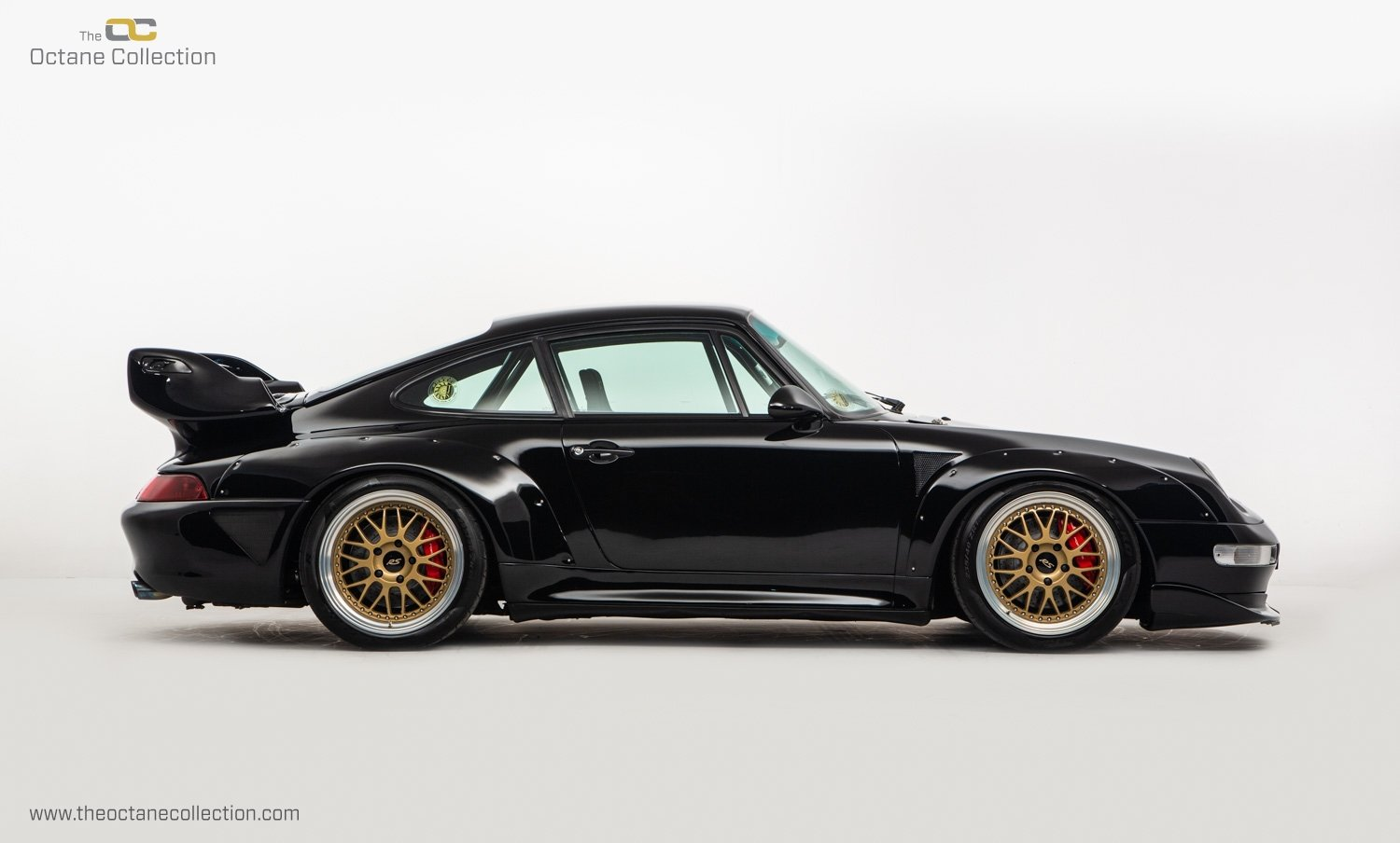 1995 PORSCHE 911 (993) RS 'BLACK SNAKE' For Sale (picture 7 of 23)