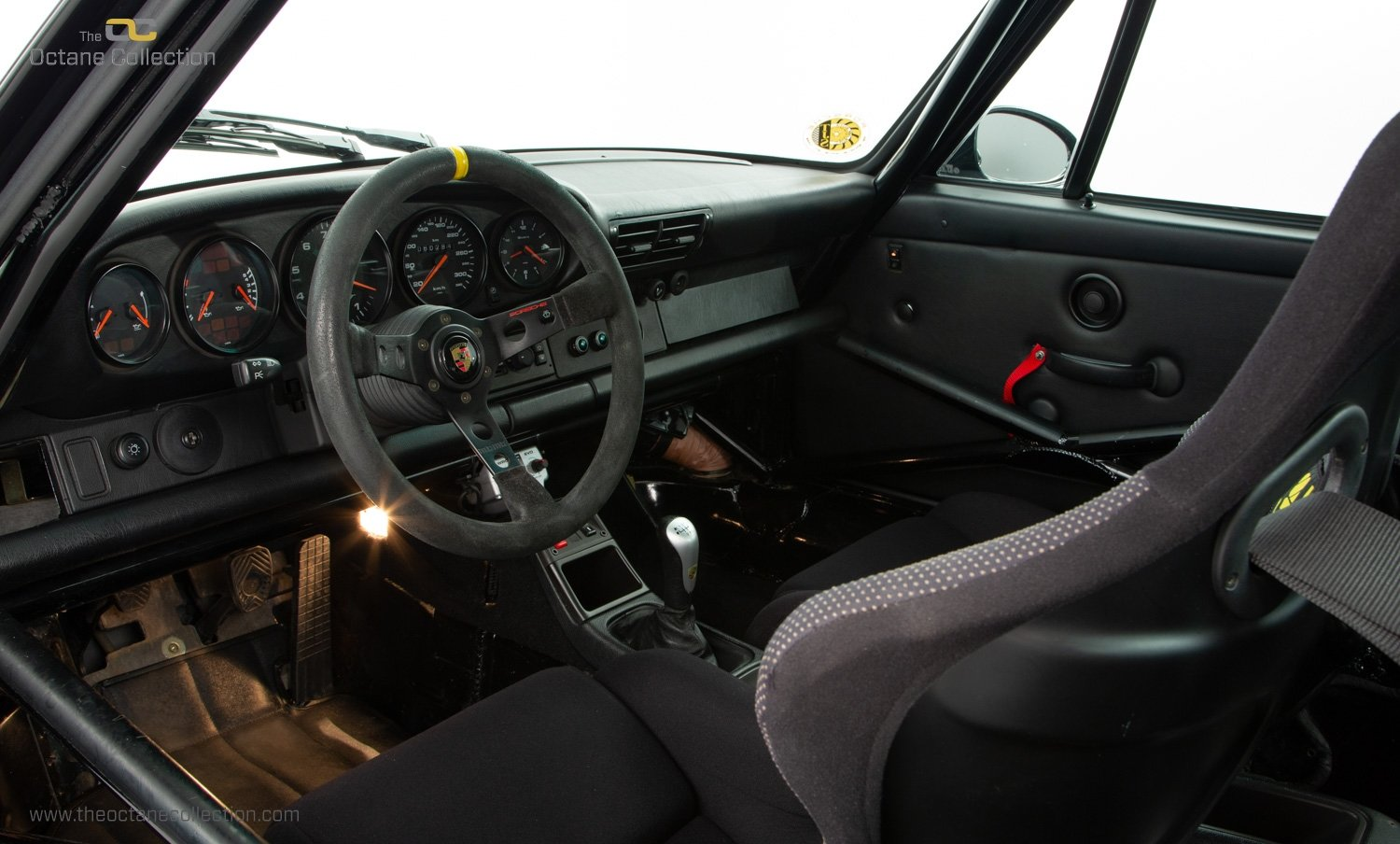 1995 PORSCHE 911 (993) RS 'BLACK SNAKE' For Sale (picture 14 of 23)