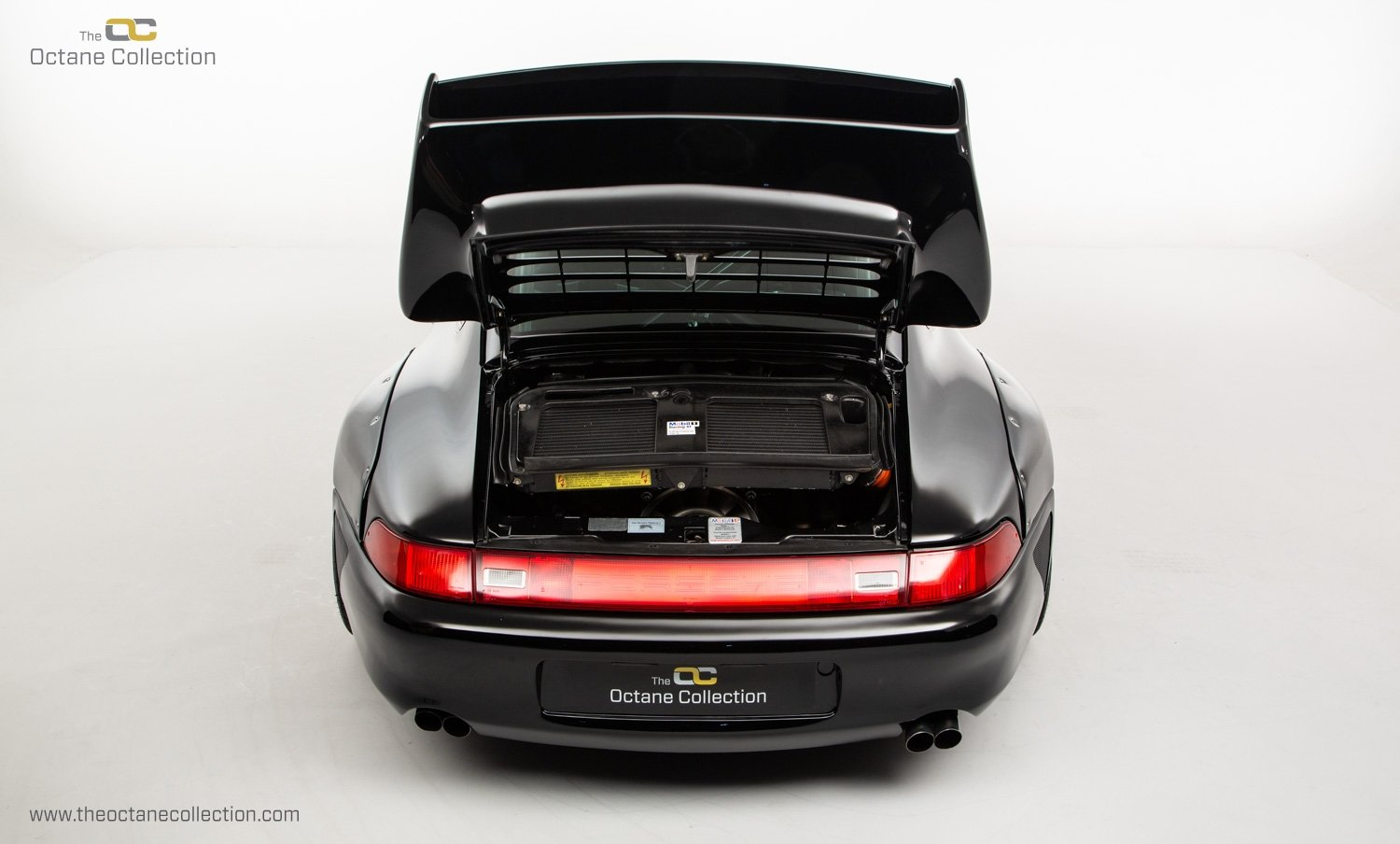 1995 PORSCHE 911 (993) RS 'BLACK SNAKE' For Sale (picture 18 of 23)