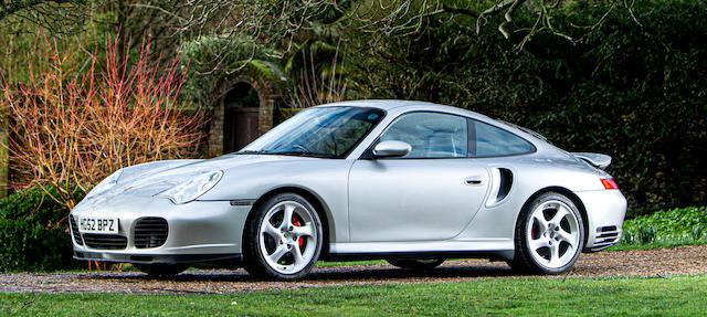 2002 Porsche 911 Turbo Type 996 Coupé